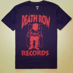 💀Death Row Records t-shirt💀
